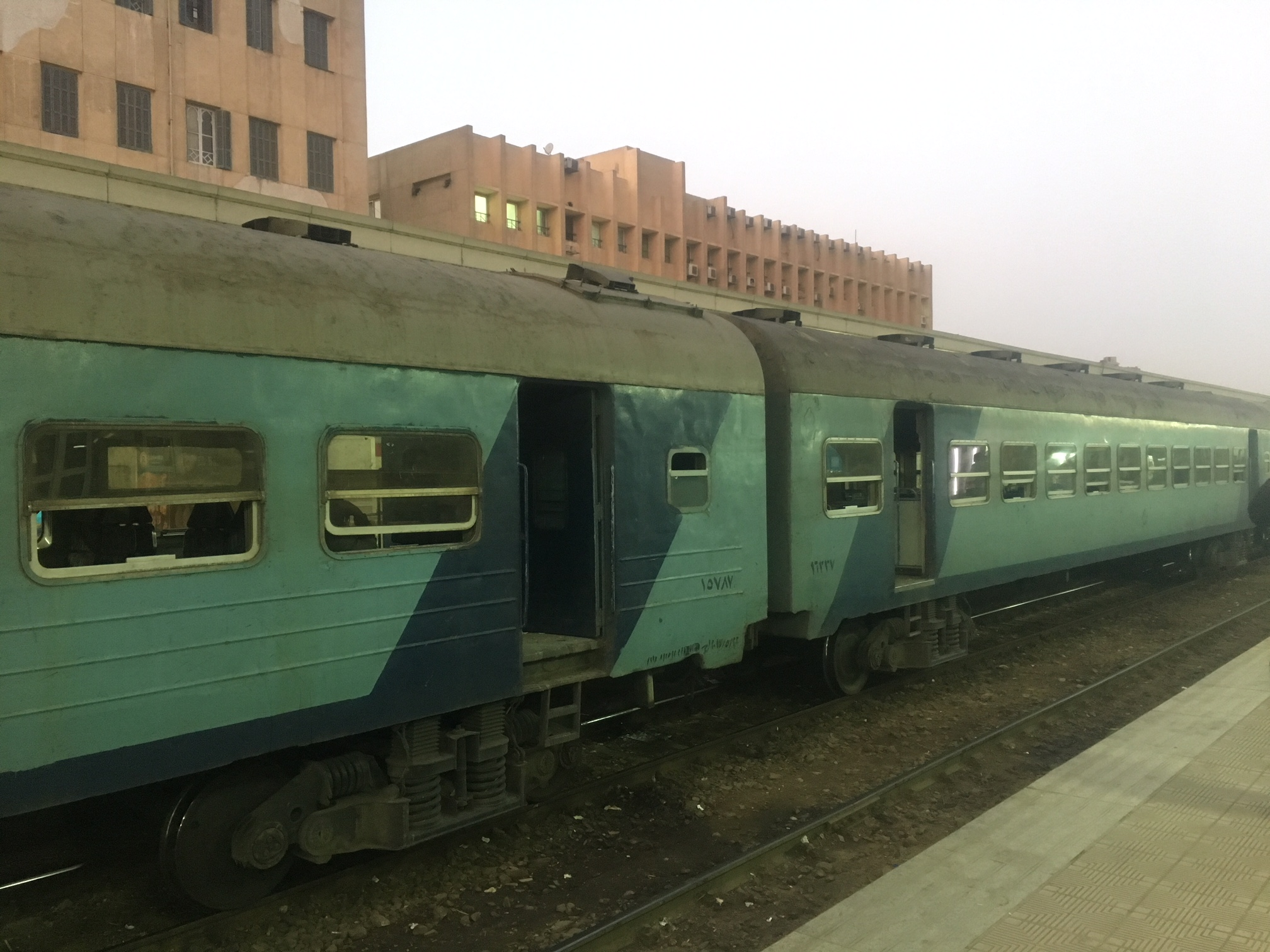 Review: Egypt\'s Railway from a Passenger\'s Perspective | Egyptian ...