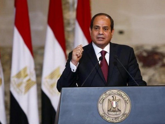 Sisi re-elected for second term with 92% of votes
