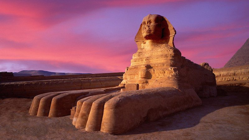 Pantita Yawanit M.3/4 No.18 3-The-Great-Sphinx-of-Giza