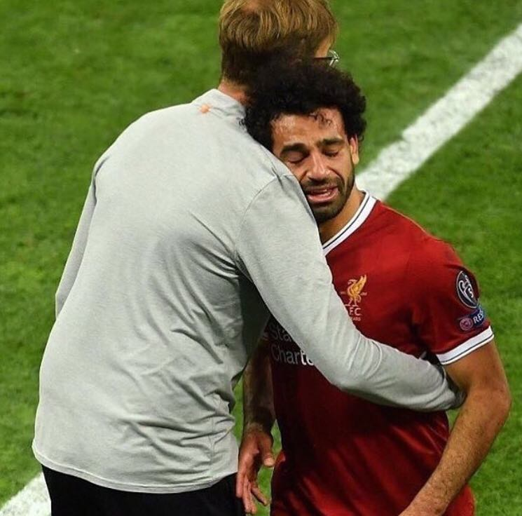 innovative design 25b46 f1ab6 Mohamed Salah's Injury Might Prevent Him from Participating ...