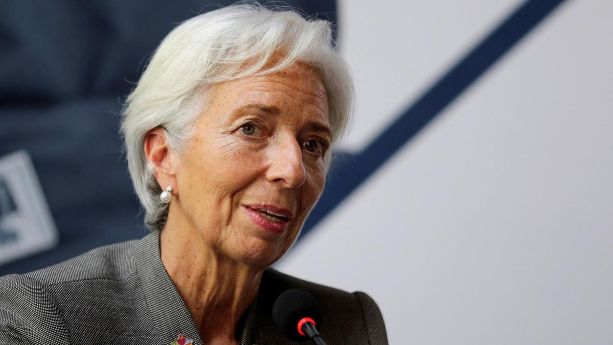 IMF's Christine Lagarde Praises Egypt's 'Ambitious Economic
