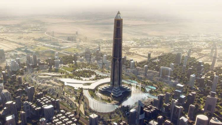 Egypt to Build One of the World's Tallest Towers, Surpassing