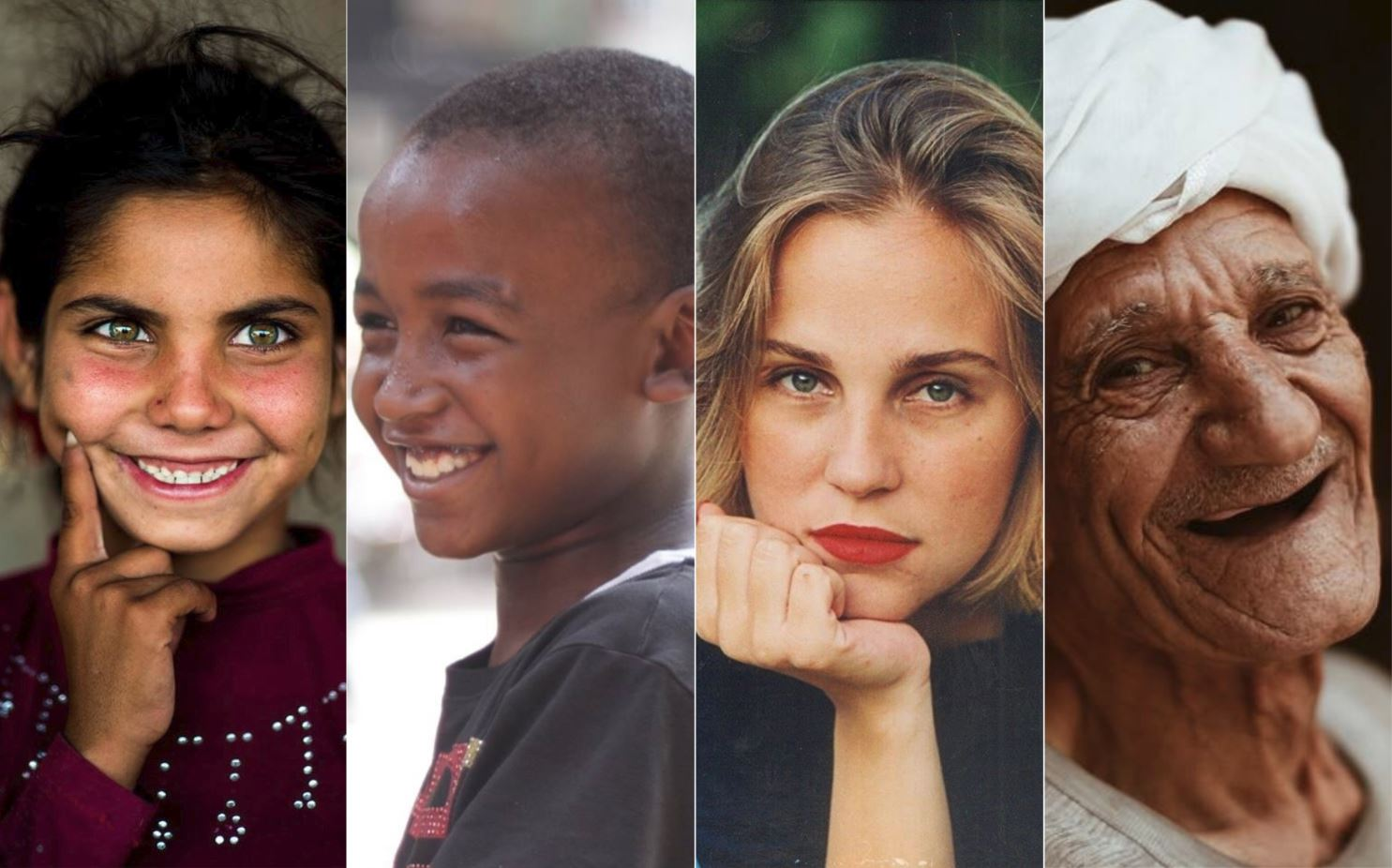 what did egyptian people look like