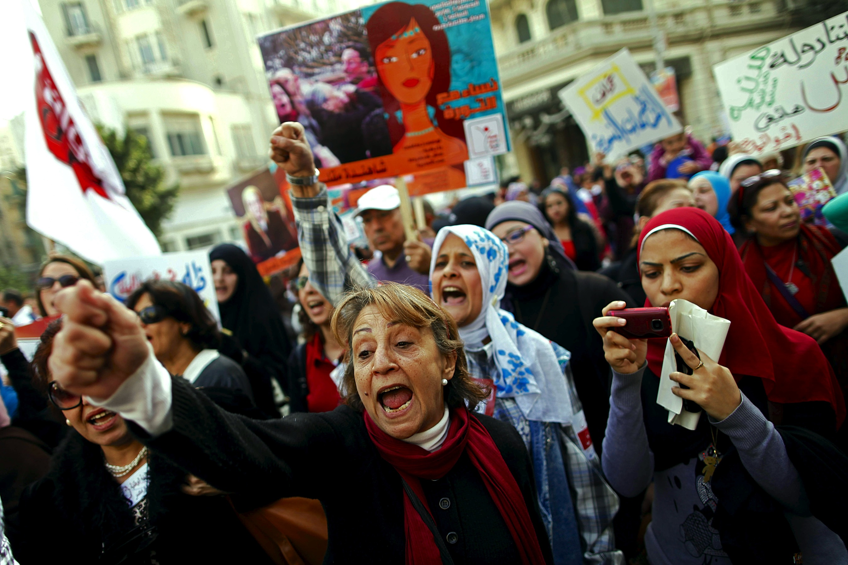 Essay on Rights Of Egyptian Women