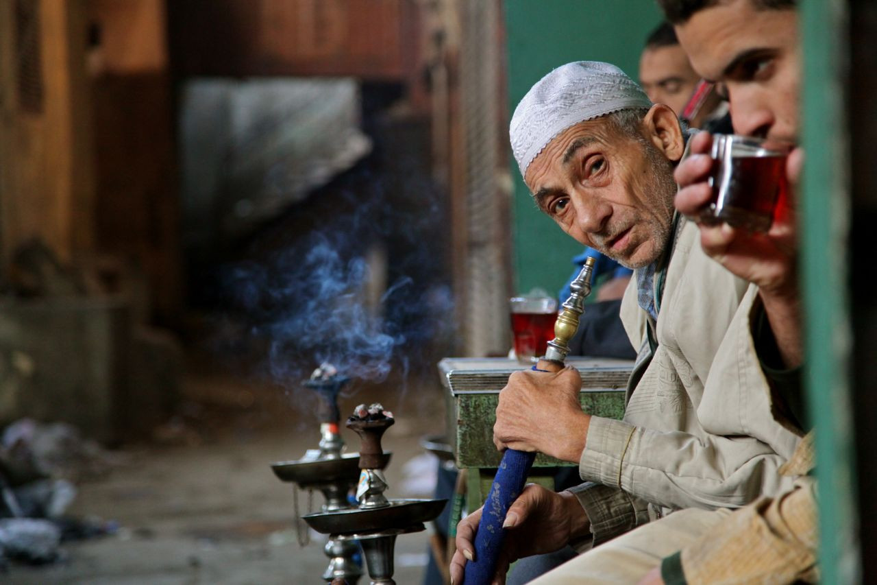 Smoking Shisha Can Lead To Diabetes And Obesity Study Finds Egyptian Streets