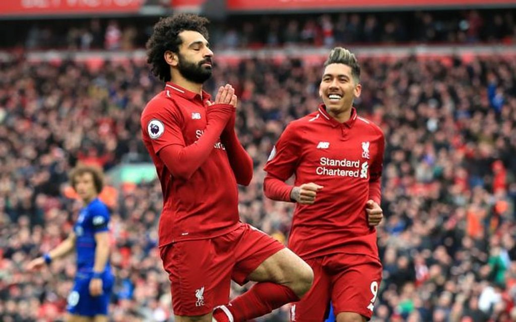 What Is So Significant About Mohamed Salah's Yoga Poses