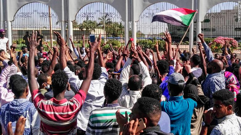 Sudan braces for military announcement after anti-Bashir protests
