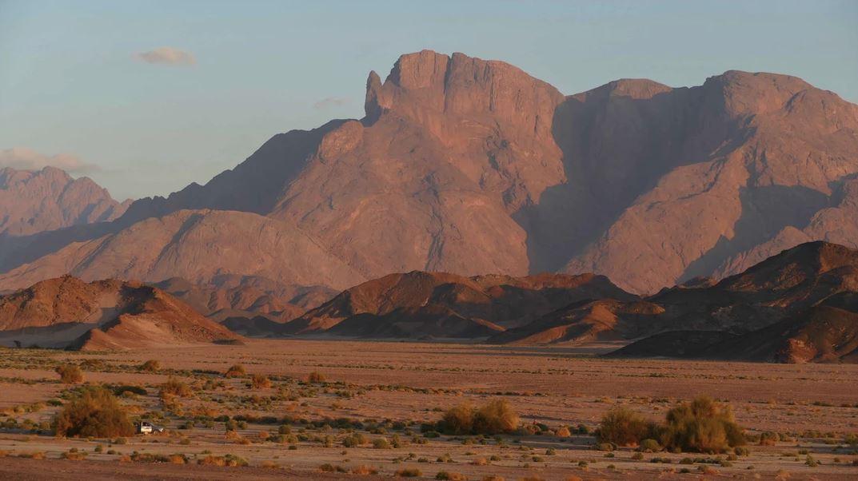 Red Sea Mountain Trail: Gateway to Egypt's Adventure Tourism