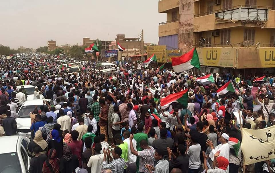 Sudan protest group calls for nationwide 'civil disobedience' on July 14