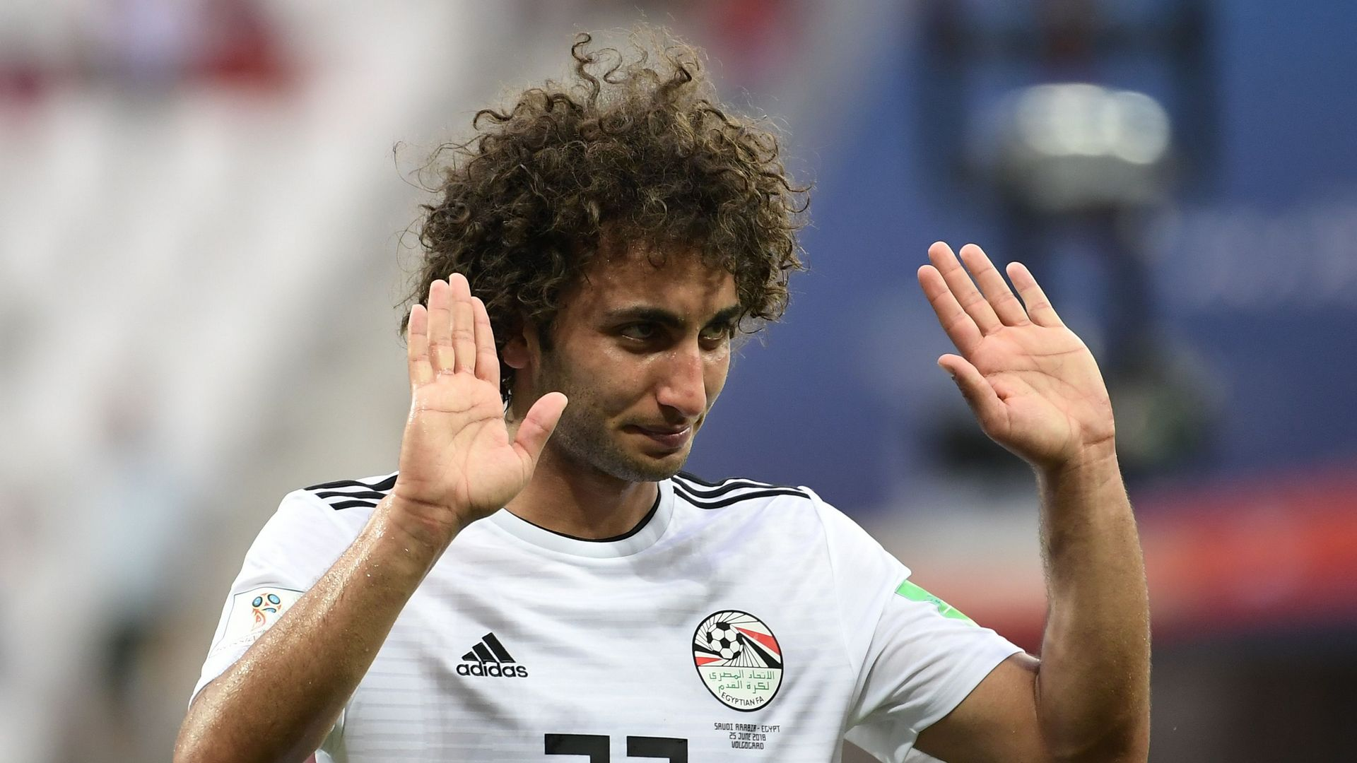 Africa Cup Of Nations Report: Egypt v Congo DR 26 June 2019