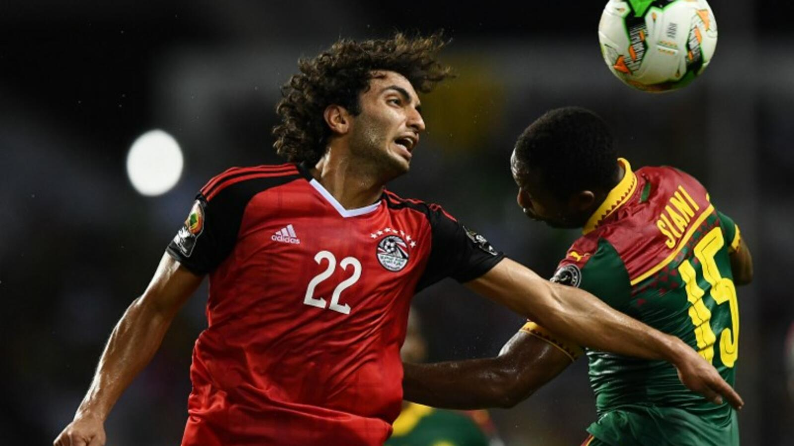 Mohamed Salah scores to help Egypt reach last 16 of AFCON