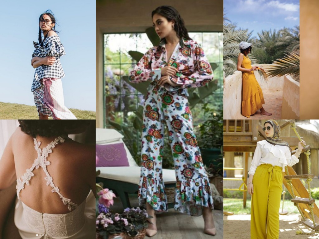Five Local Egyptian Fashion Brands You Should Start Supporting Egyptian Streets
