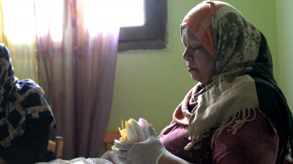 'Rosie': The Egyptian Students Making Cheap, Eco-Friendly Sanitary Pads for Rural Women - Egyptian Streets