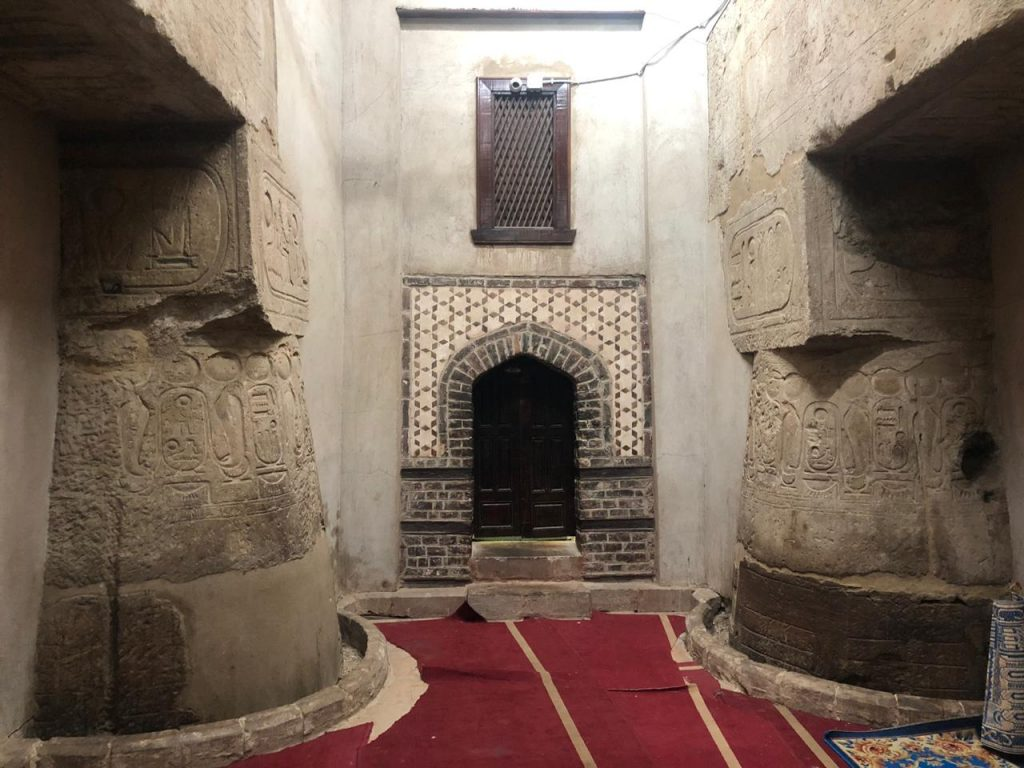 Islam Meets Ancient Egypt: The Mosque Located Inside Luxor's Iconic Temple