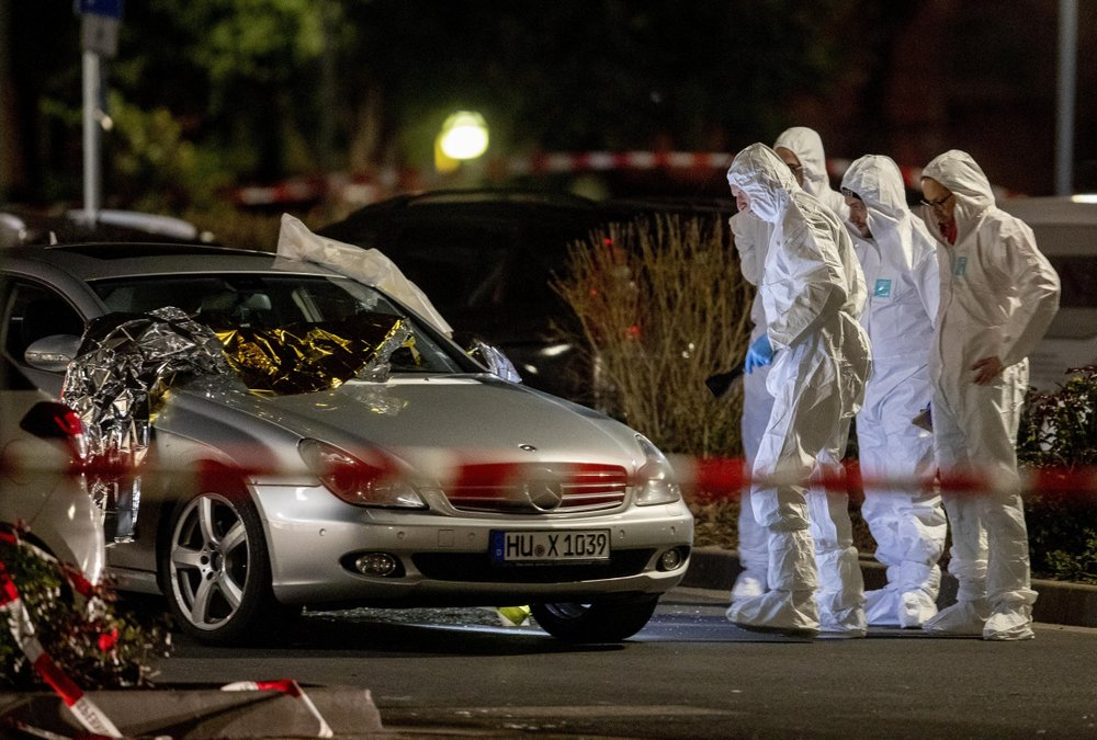 Germany shooting: 'Several dead' in attack in Hanau