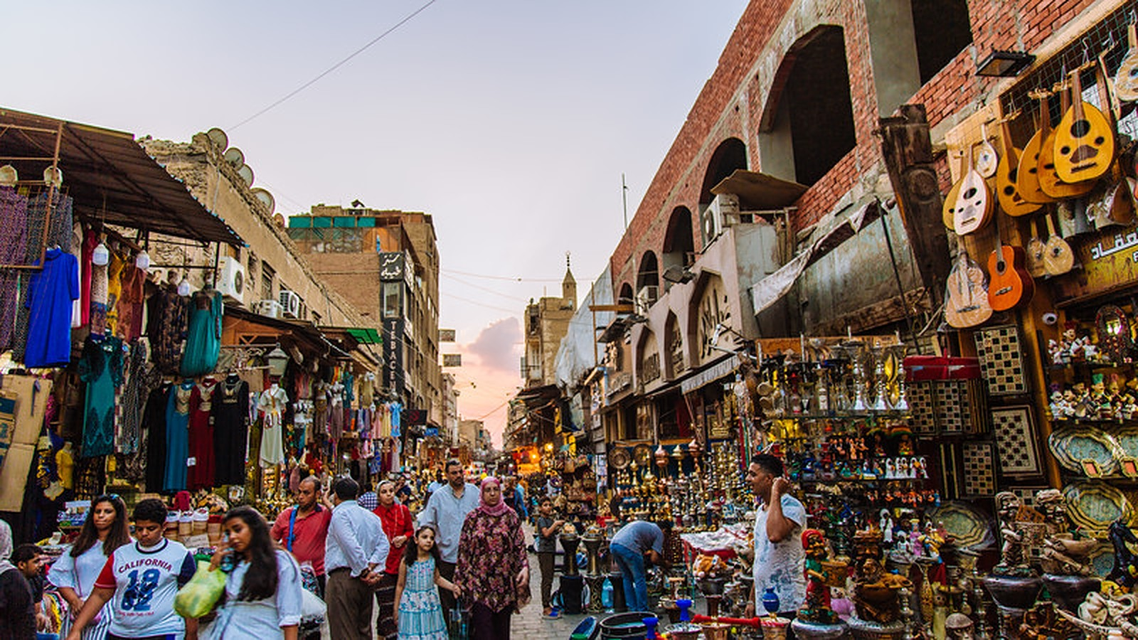 Why Do We Not Support Egypt's Street Vendors? Om Mohsen Shares Her Dream of  Opening Her Store   Egyptian Streets