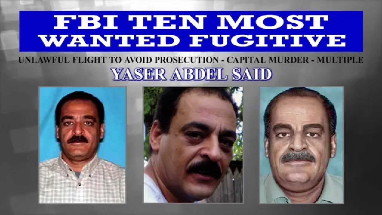 One of the FBI's Most Wanted Fugitives has been taken into custody