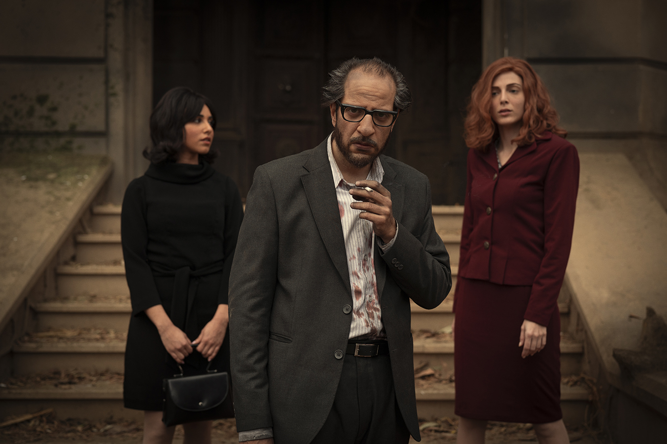 Netflix's First Original Egyptian Series Transports You into the 'Paranormal' World: Review | Egyptian Streets