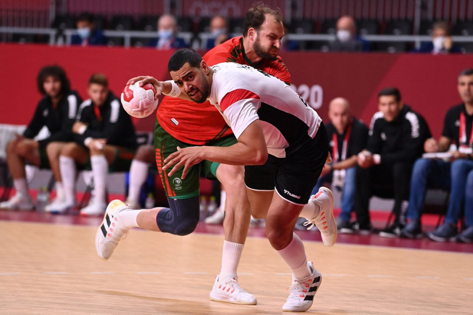 Egypt's Handball Team