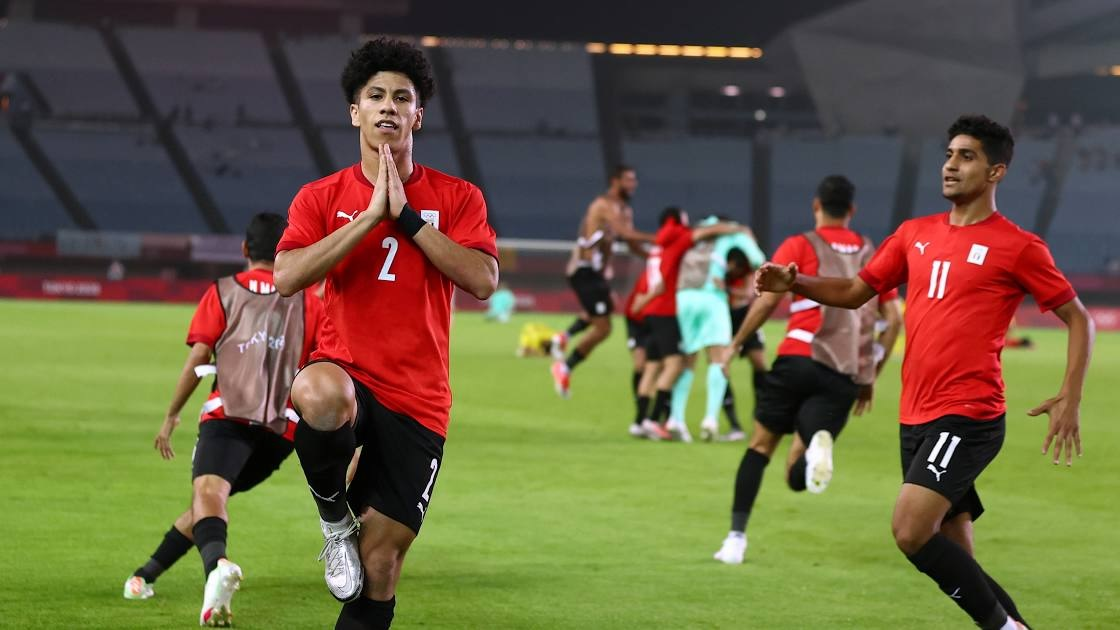 Egypt Qualifies for Tokyo 2020 Quarterfinals After Defeating Australia 2-0  | Egyptian Streets