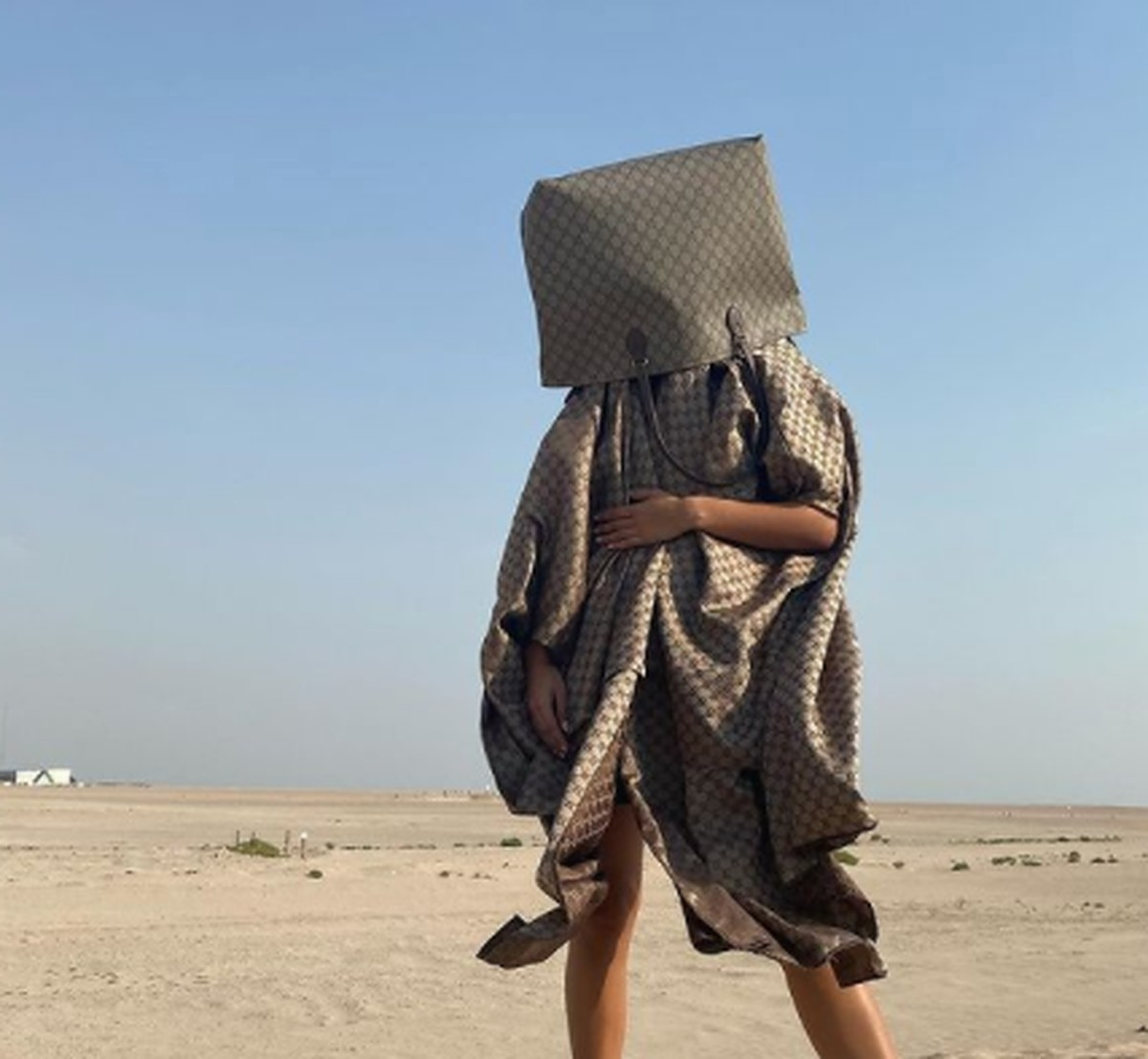 In Photos: Other Hijab and Women's Blurred Identity in the Arab World
